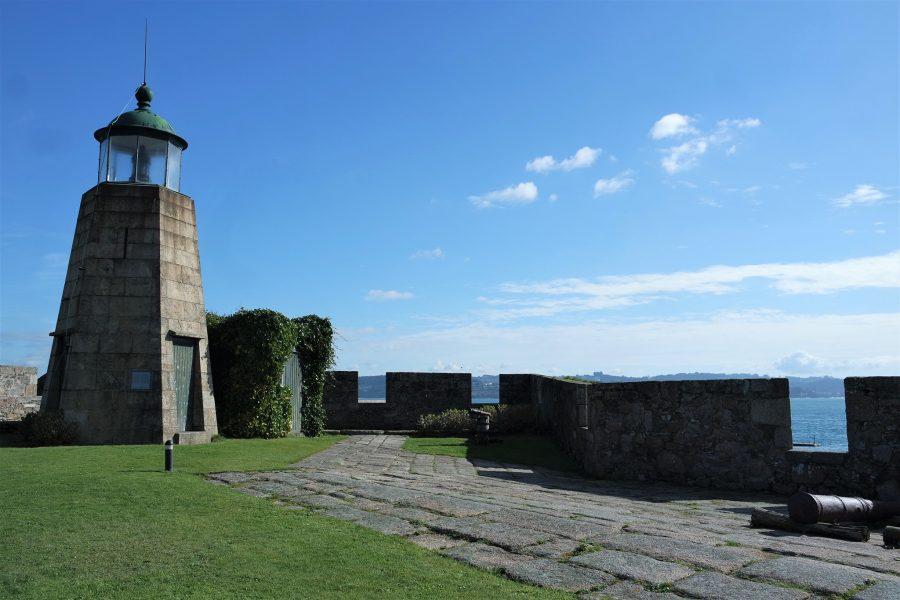 Faro, Castillo de San Antón, qué ver en A Coruña en Galicia