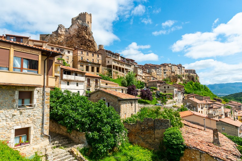 Frías, la ciudad más pequeña de España está en Burgos
