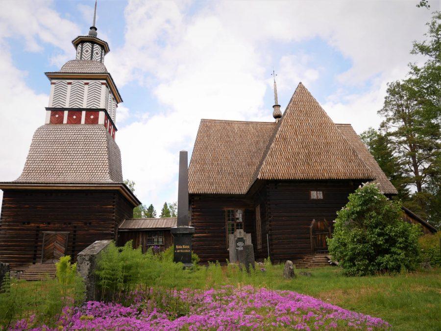 Iglesia de Petäjävesi, qué ver en Finlandia además de bosques