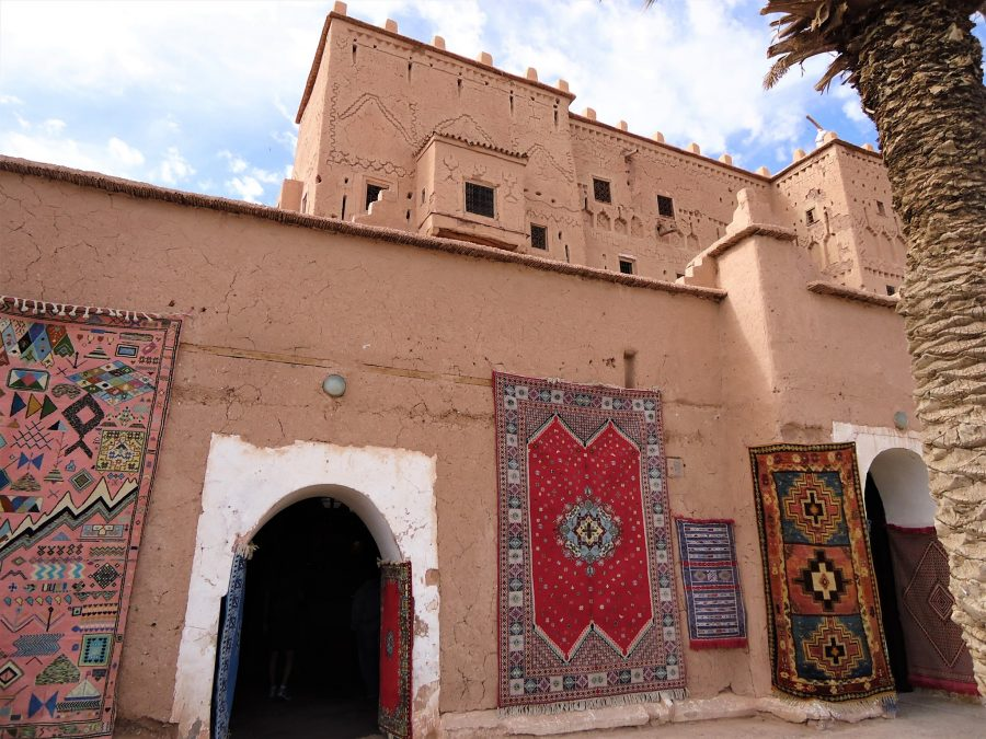 Ouarzazate, entre Marrakech y Merzouga