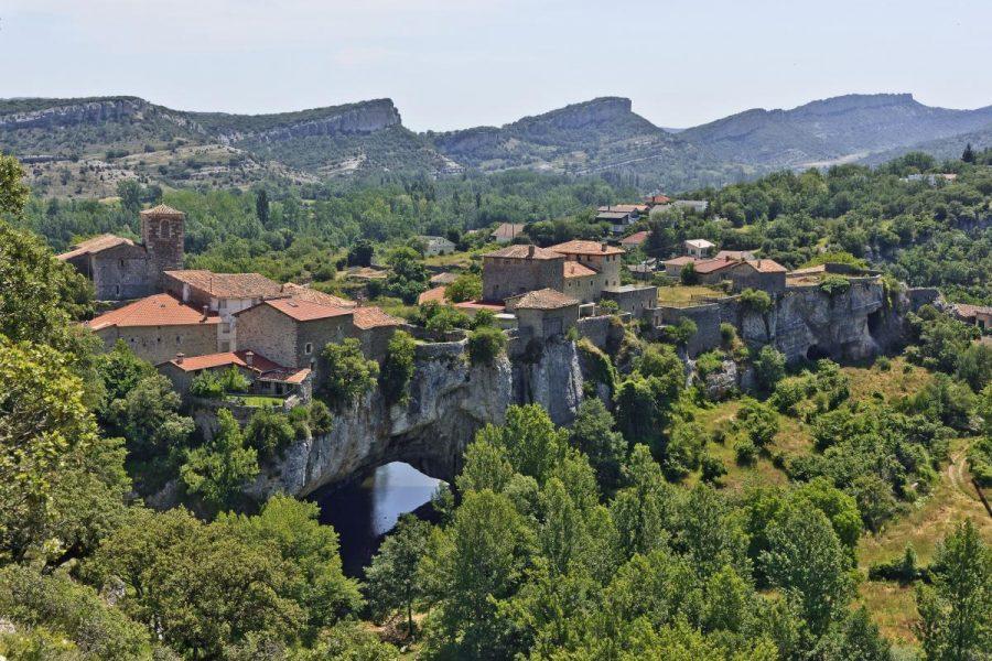 Puentedey, pueblos de Burgos