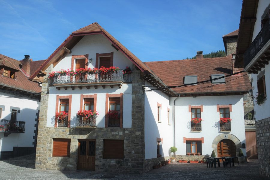 Alojamiento en Ezcároz, Valle de Salazar