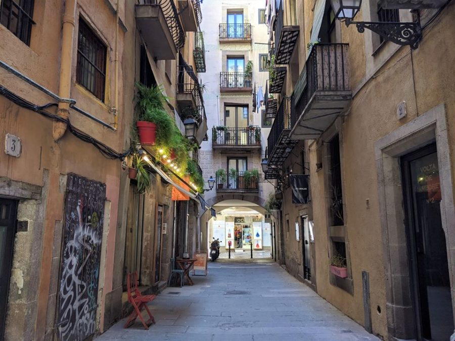 Callejones del Born, Barcelona