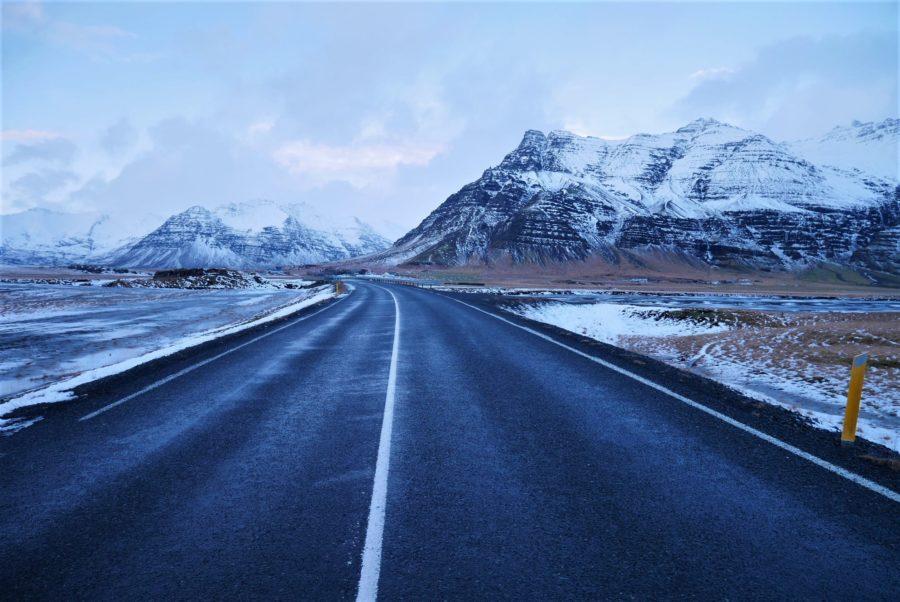 Carreteras de Islandia, Rutas por Europa en coche