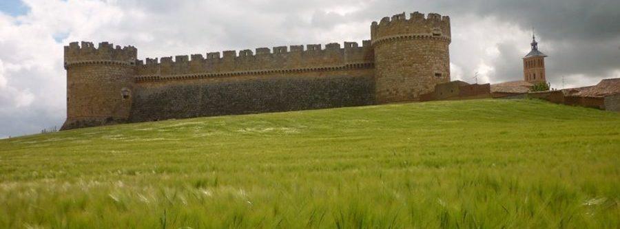 Castillo de Grajal de Campos, ruta por la provincia de León