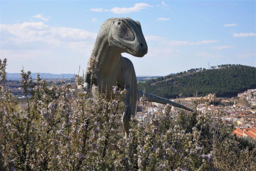 Dinosaurio, museo Paleontológico, qué ver en Cuenca con niños
