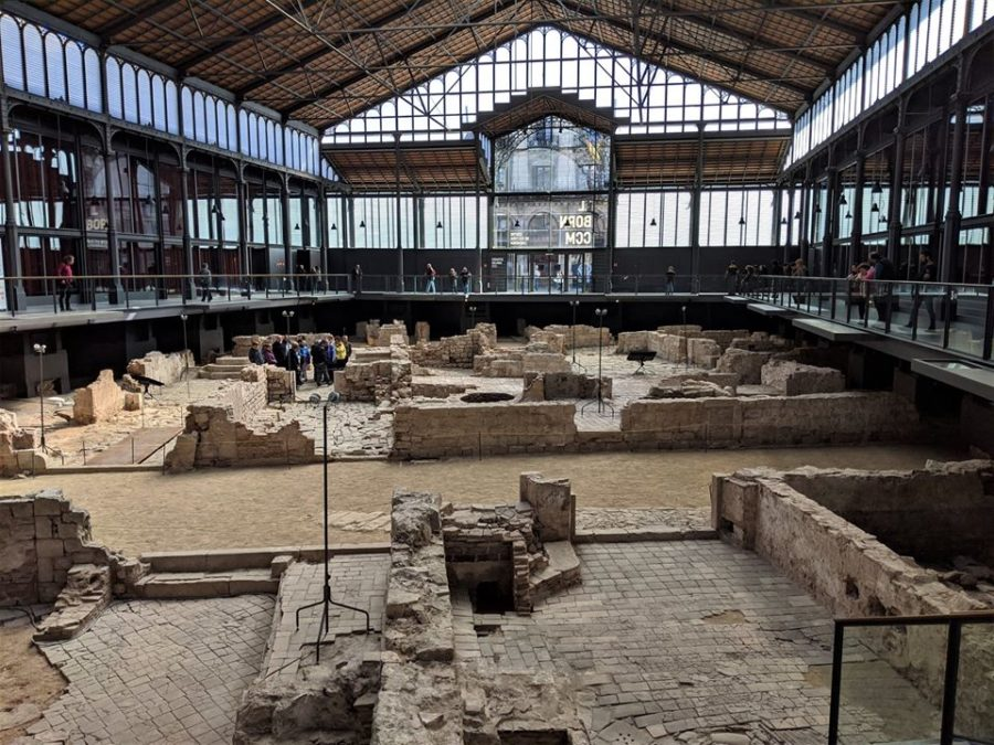 El Centro Cultural, ruta por el Born de Barcelona