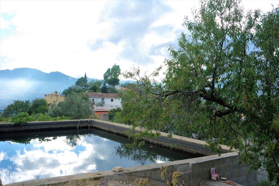 El Cerrillo, Valle de Lecrín, lugares que ver en la provincia de Granada