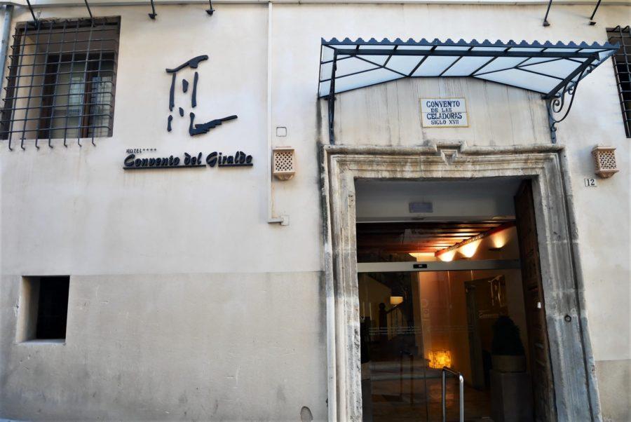 Hotel en Cuenca el Convento del Giraldo