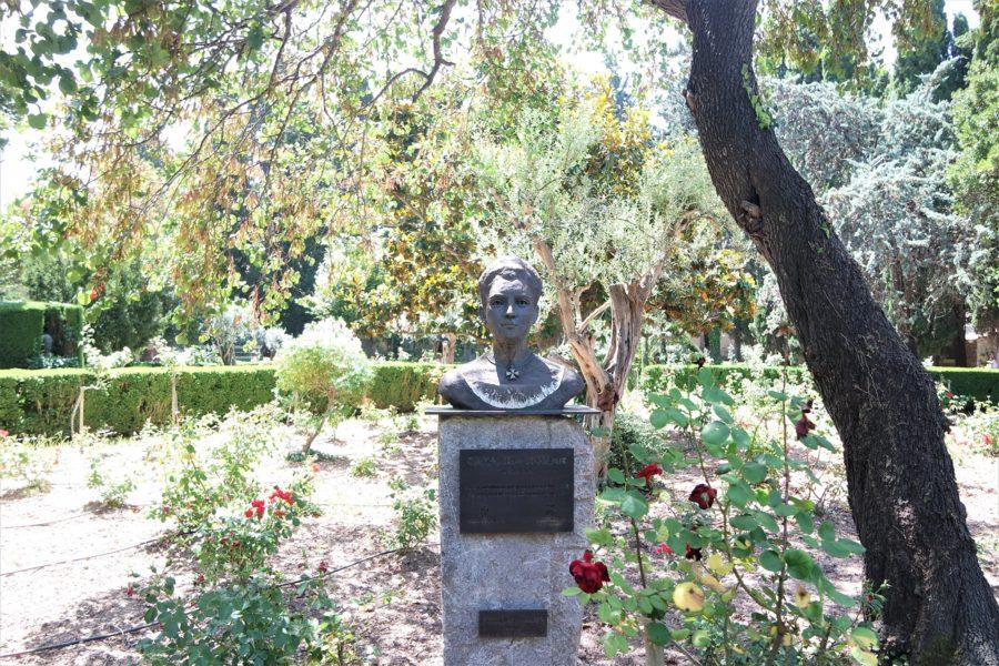 Jardines de La Cartuja de Valldemossa