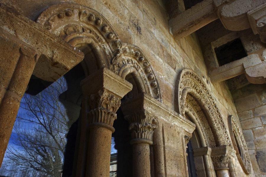Monasterio de Carracedo Fachada de la Reina