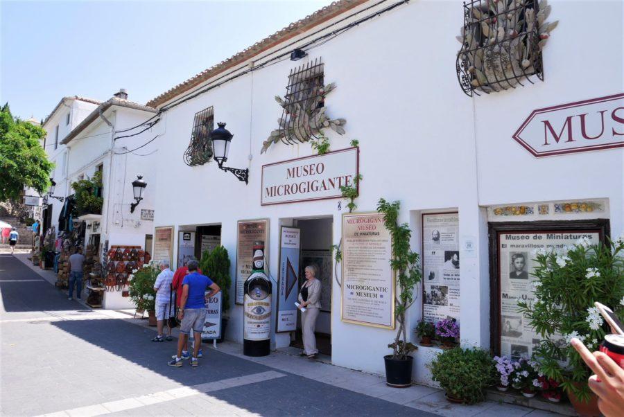 Museos de Guadalest