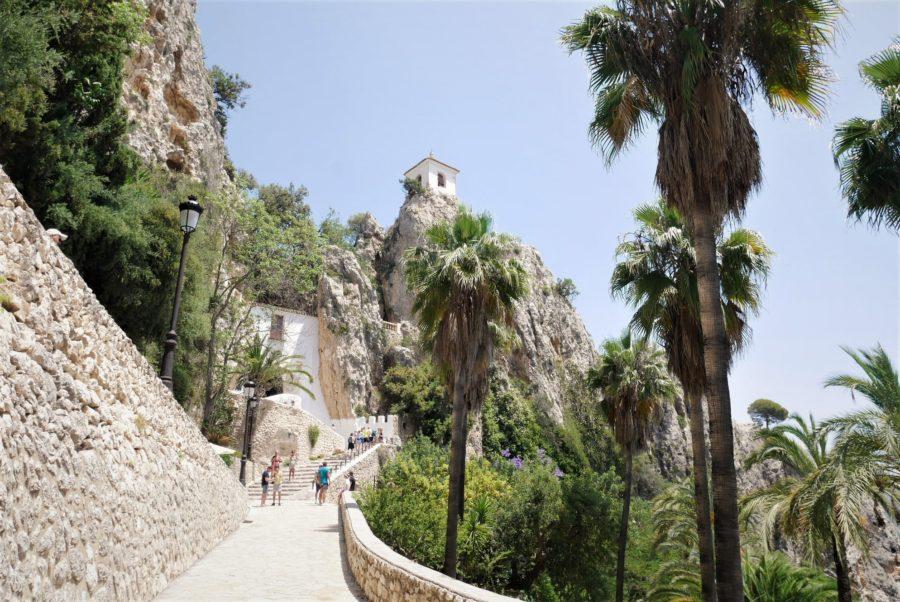Qué ver en El Castell de Guadalest, La Marina Baja