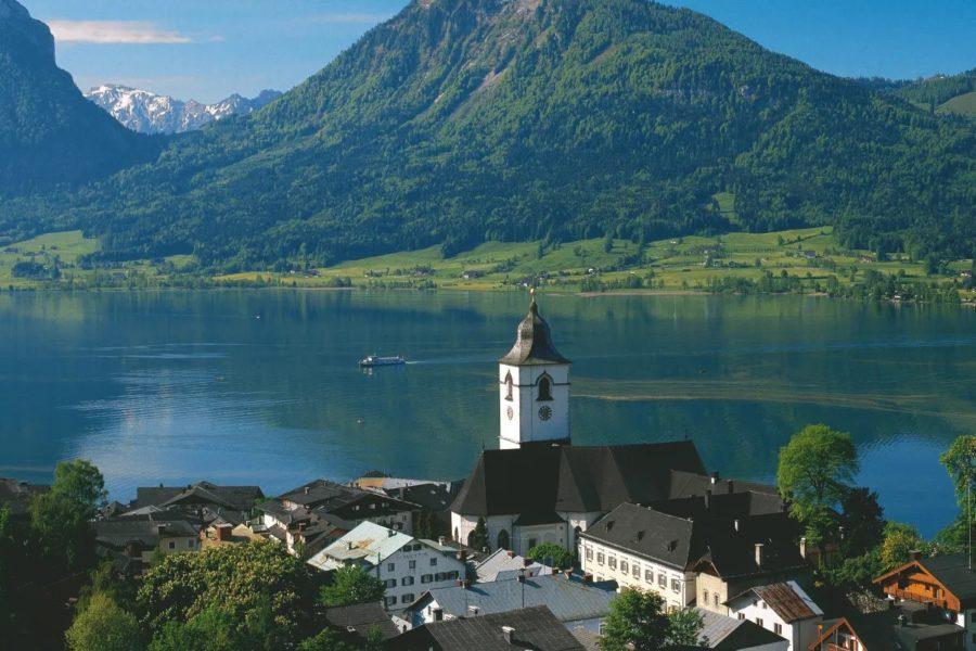 Región de los lagos, qué ver en Austria en 10 días