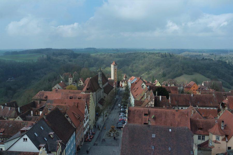 Rotemburgo, qué ver cerca de Heidelberg en Alemania