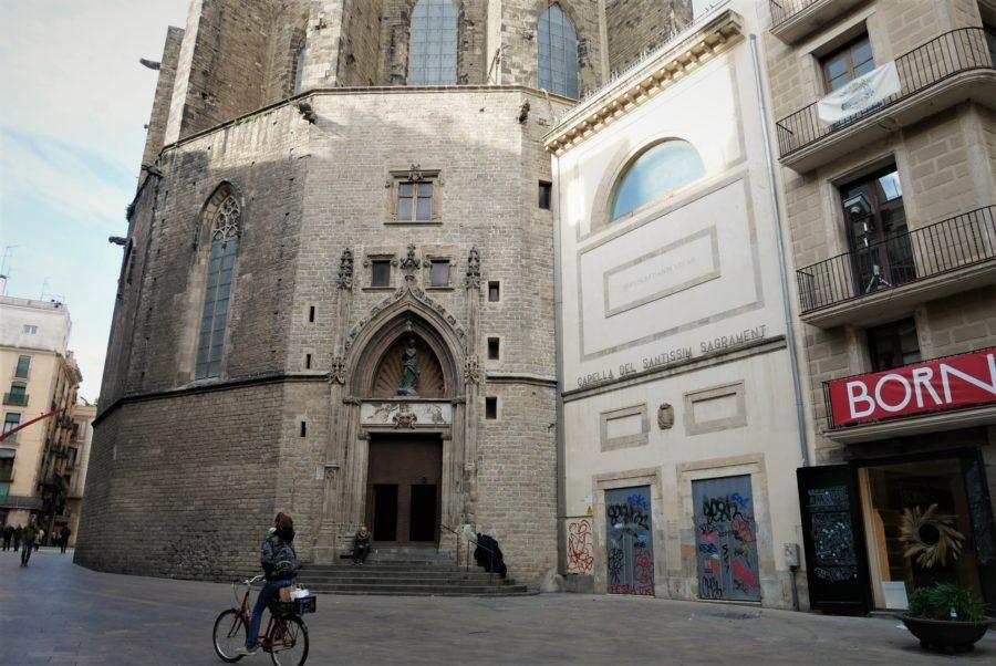Ruta por el Born, Barcelona