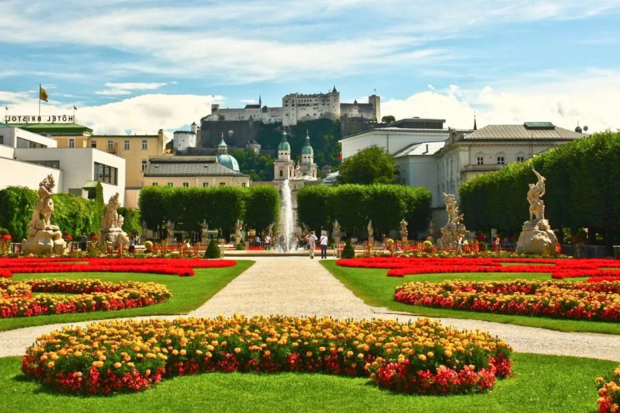 Salzburgo, la ciudad de la música