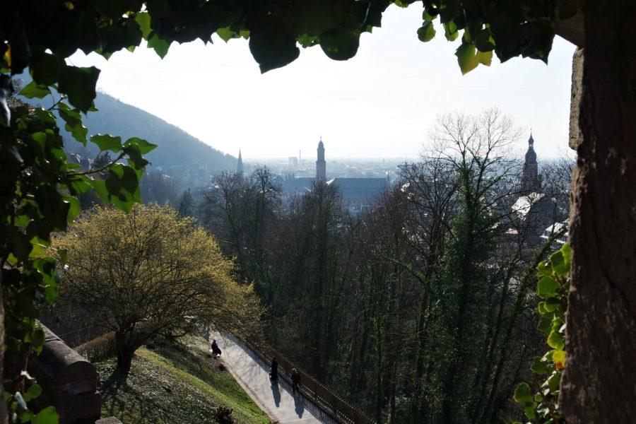 Senderos de Heidelberg