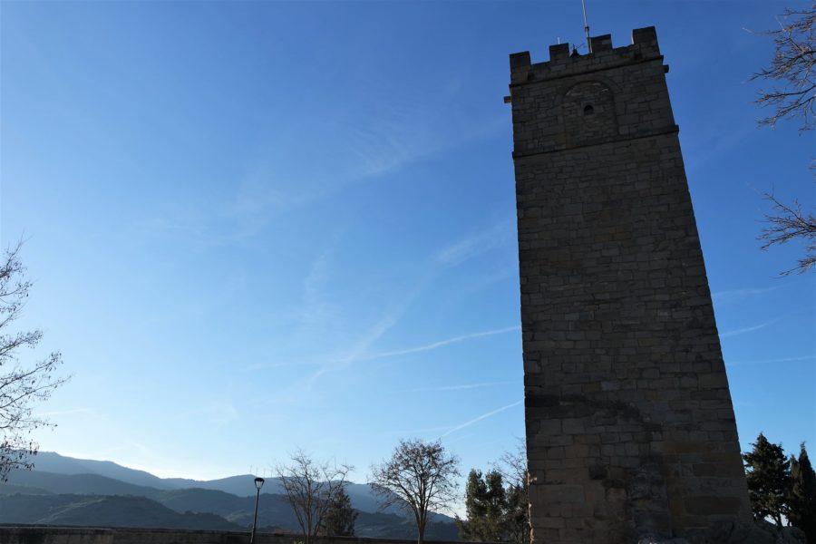 Torre del Homenaje, castillo de Sos del Rey Católico