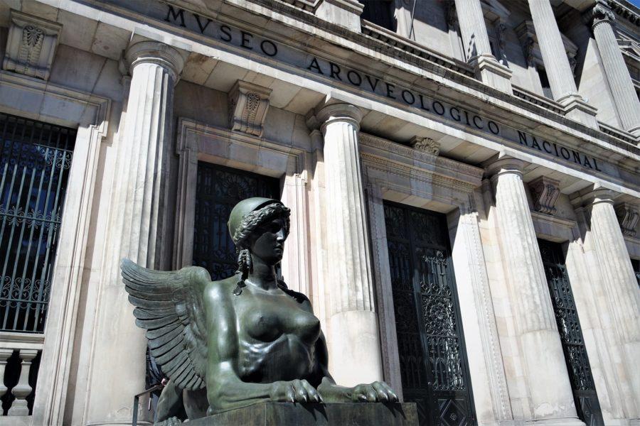 Visita al Museo Arqueológico Nacional, Madrid