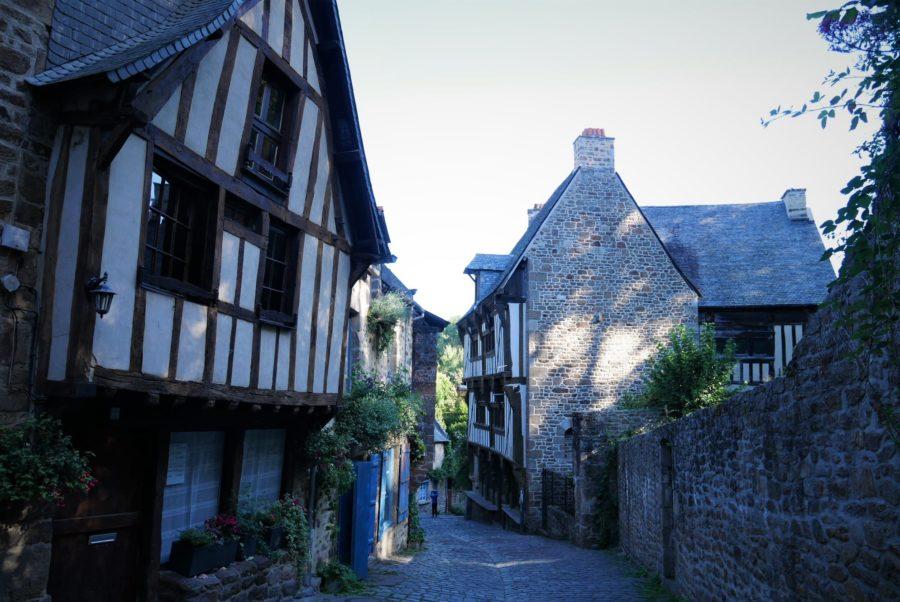 Dinan, ciudad medieval