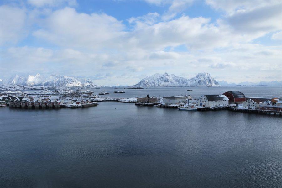 Las islas Lofoten en Noruega