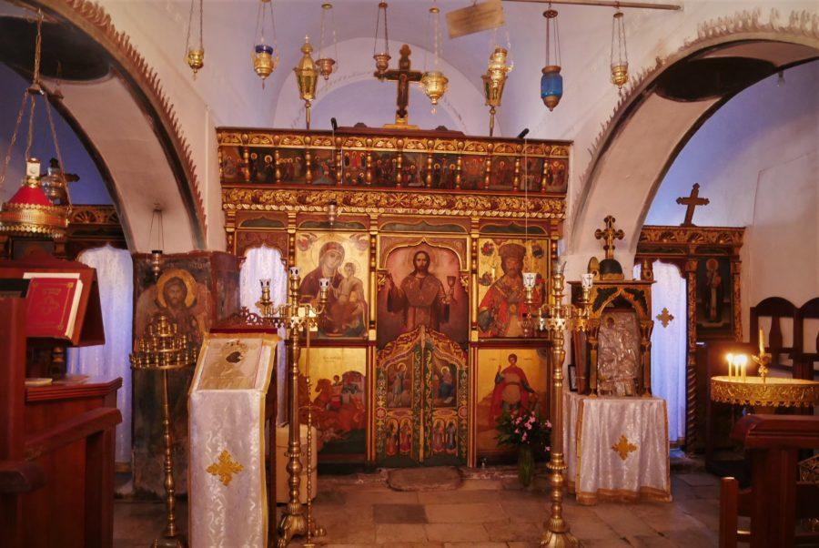 Monasterio Georgios en Amorgos