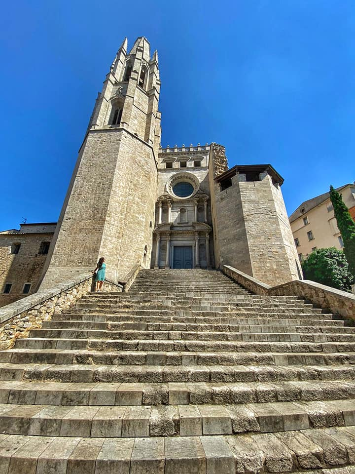 Basílica de Sant Feliu, qué ver en Girona