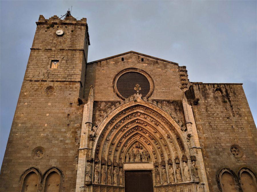 Basílica de Santa María, Castelló d´Empuries