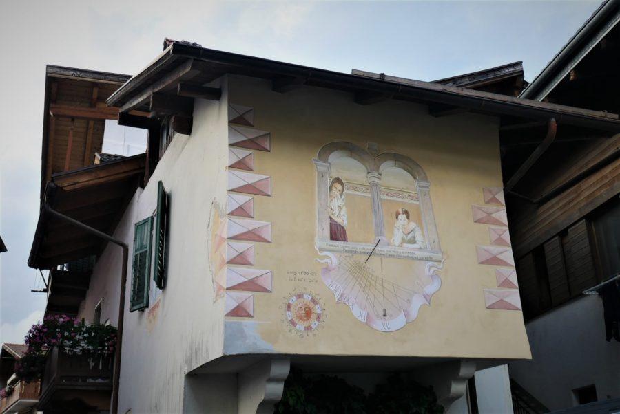Casas de Tesero, ruta por los Dolomitas en coche