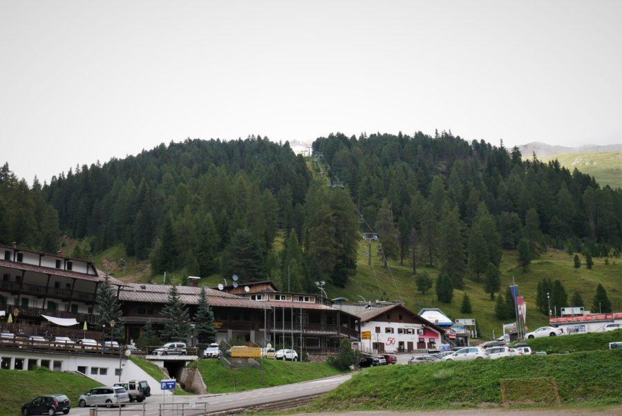 Hotel en Tesero, ruta por los Dolomitas en coche