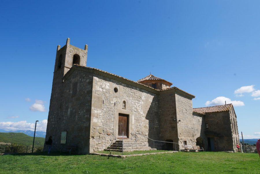 Iglesia de Sant Joan de Montdarn