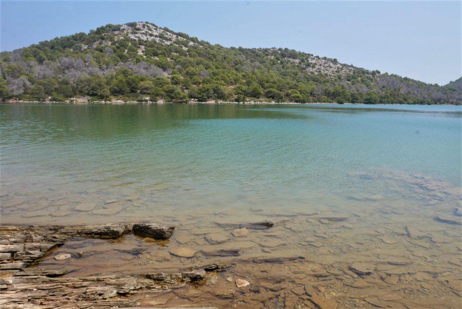 Lago Salado, Parque Nacional de Kornati