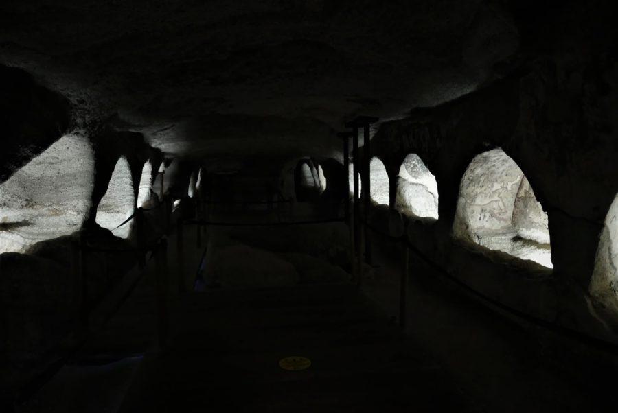 Las catacumbas de Milos, qué ver en Milos Grecia