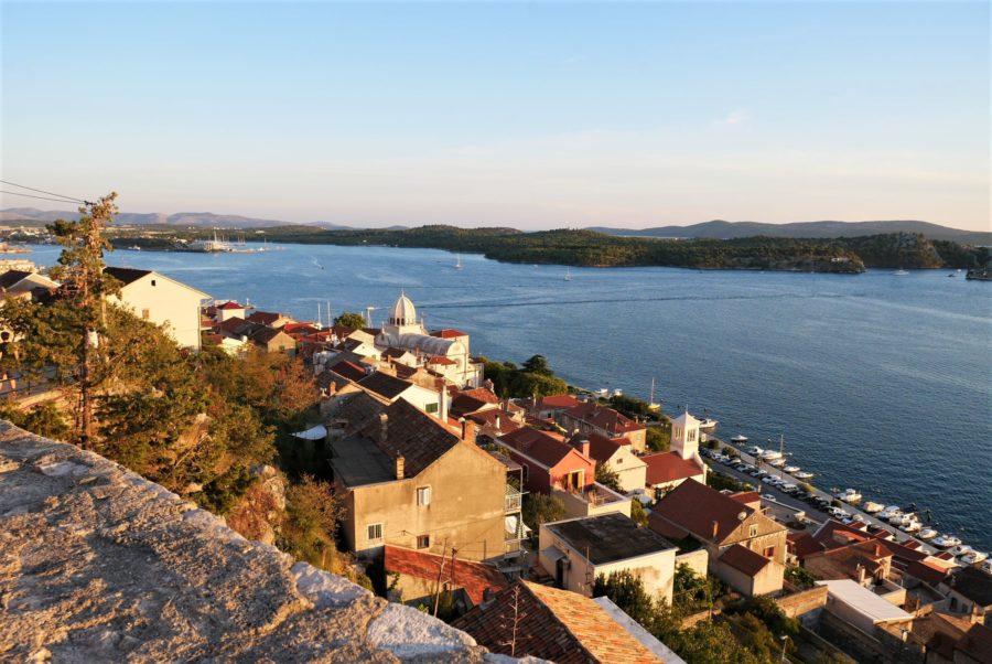 Sibenik, ciudades más bonitas que ver en Croacia