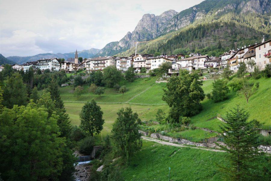 Tesero, ruta por los Dolomitas en 5 días