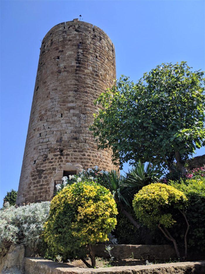 Torre de las Horas en Pals