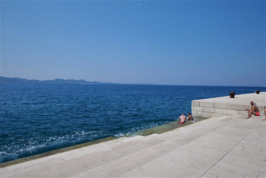 Zadar órgano marino