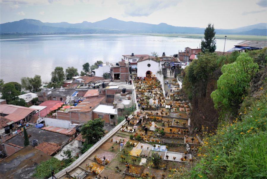 Cementerio de Janitzio