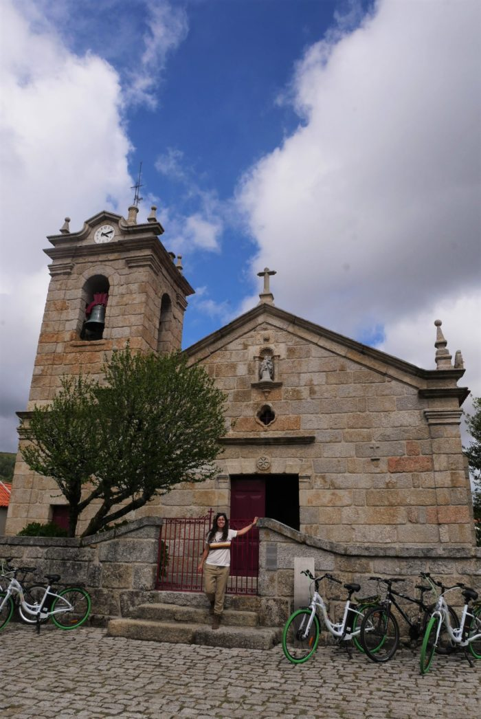Iglesia Matriz de Castro Laboreiro