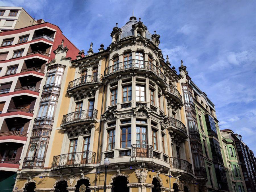 Belle Epoque en Gijón