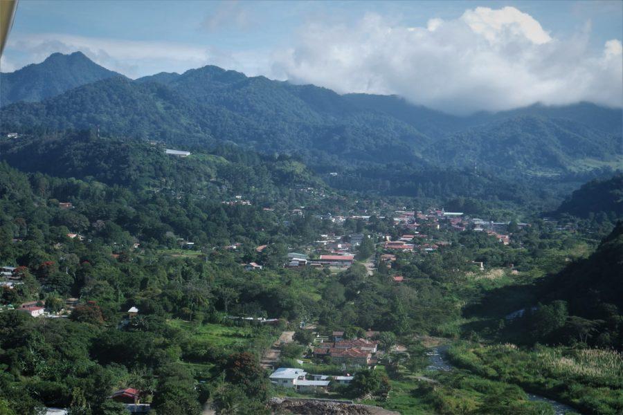 Boquete y volcán Barú, Panamá
