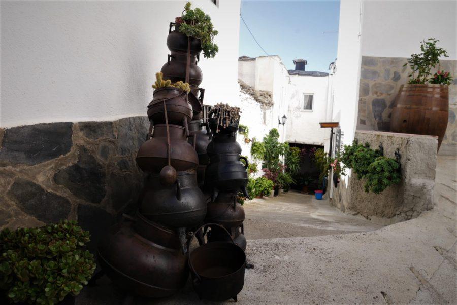 Calderos mágicos en Soportújar