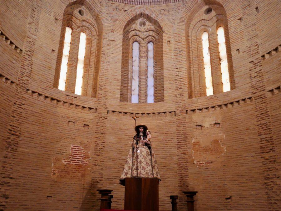 El Santuario de la peregrina, León