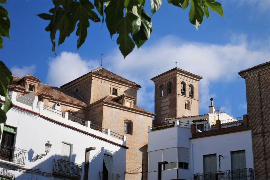 Iglesia parroquial de Laujar de Andarax