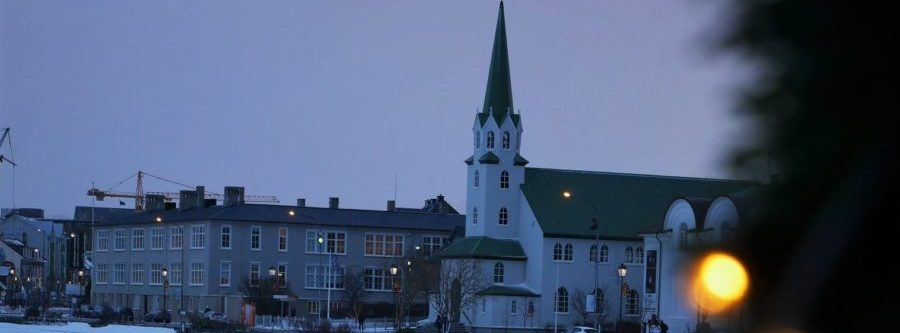 Navidad en Islandia, fin de año en Reykjavík