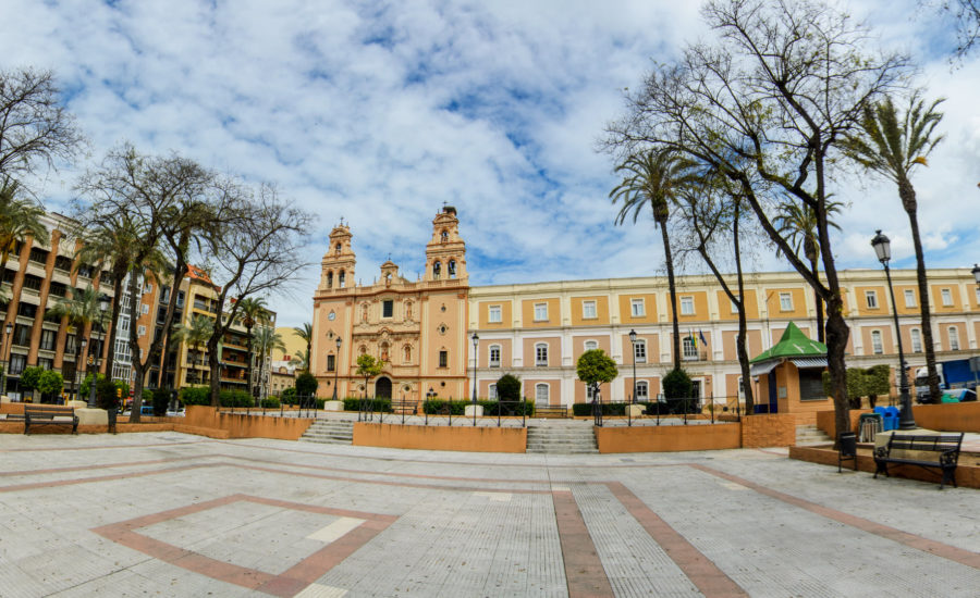 Plaza de la Merced, Huelva