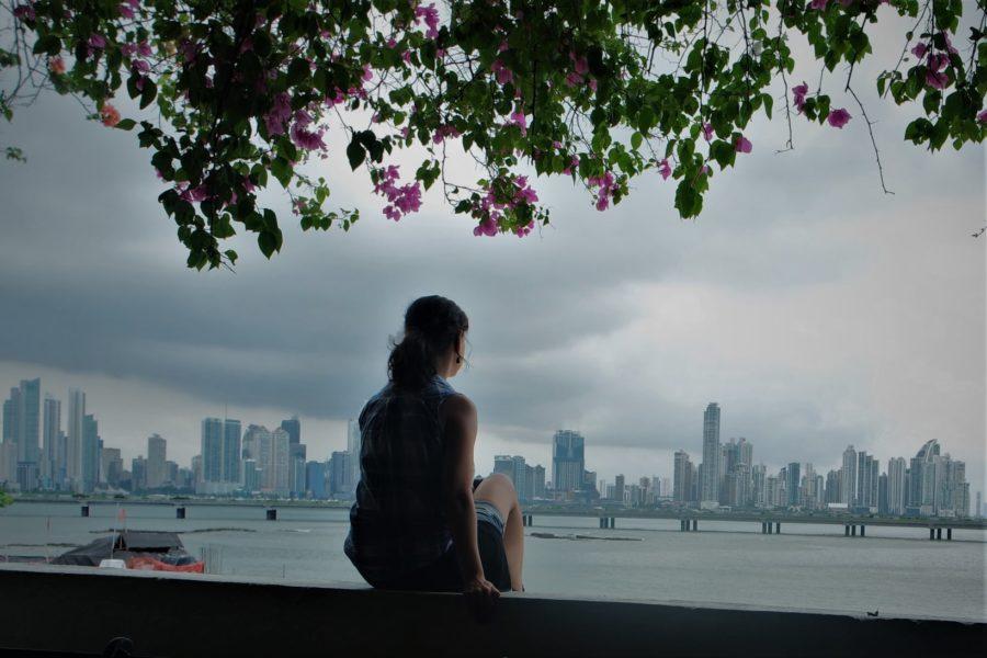 Rascacielos de ciudad de Panamá