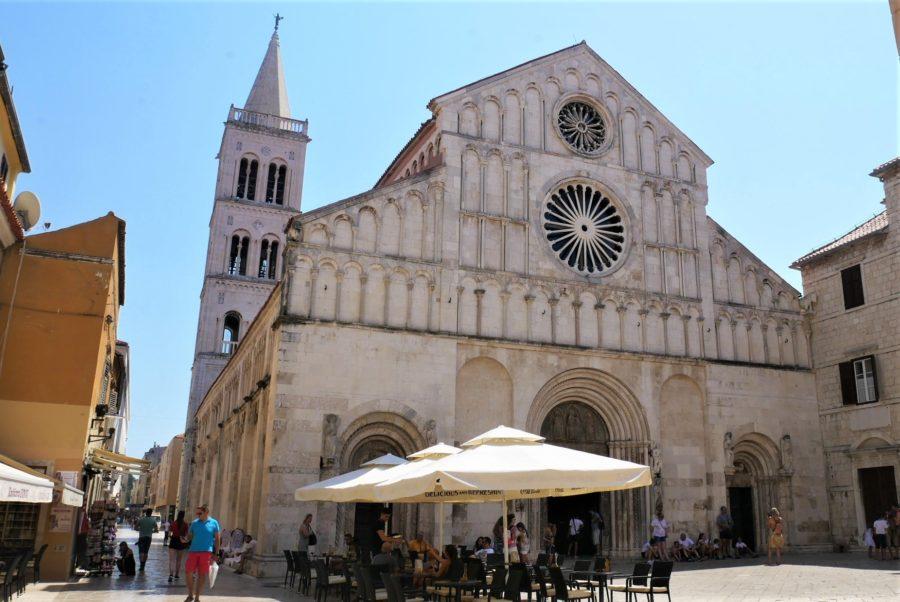 Catedral de Zadar, qué ver en Zadar Croacia