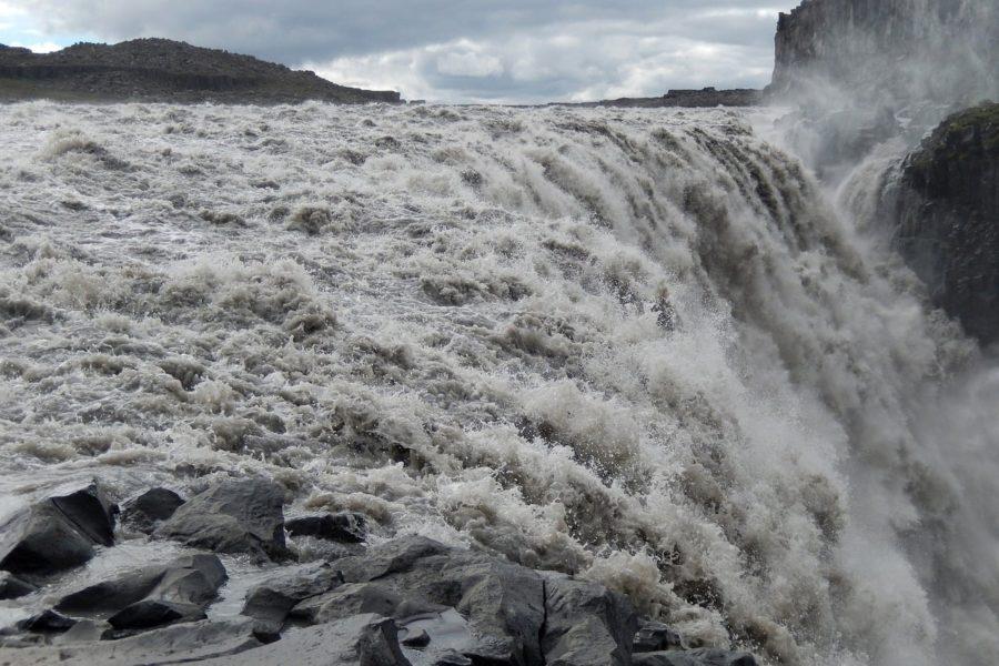 Dettifoss, cascada más caudalosa de Europa